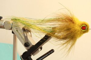 Tubefly for pike